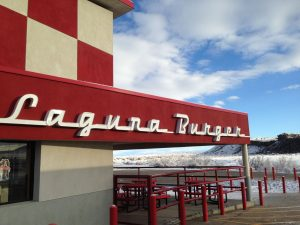 Best Albuquerque Burger is a Laguna Burger