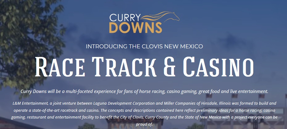 L and M Entertainment present Curry Downs Racino in New Mexico