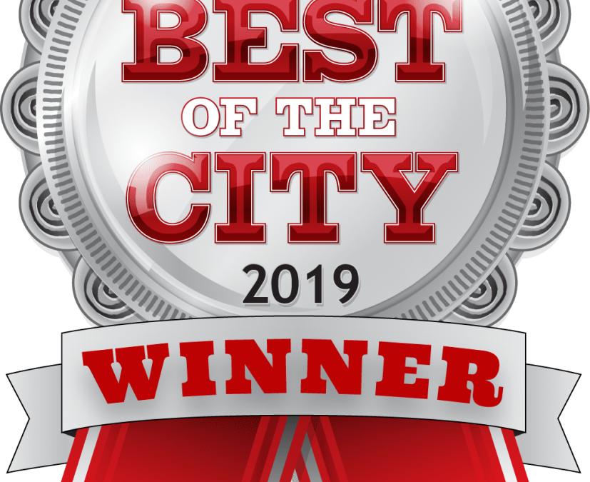 2019 Best of City Winners