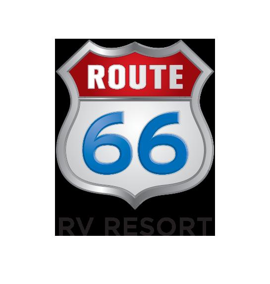 Route 66 RV Resort logo