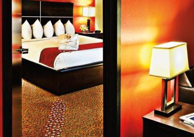 Route 66 Casino hotel room
