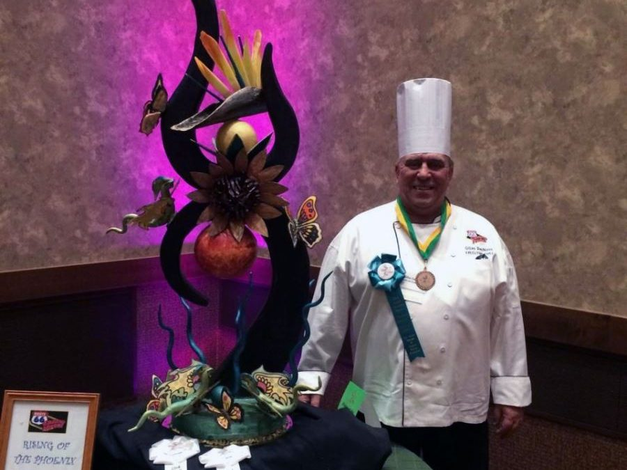 Route 66 Executive Chef Gilles Desnous